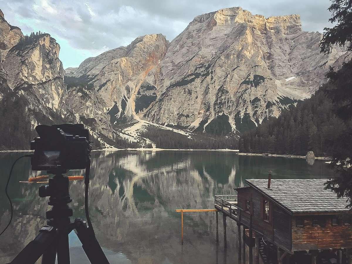 Roadtrip durch die Alpen - Oder wie man in wenig Zeit ALLES sieht.