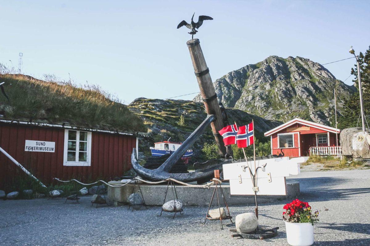 Fischereimuseum am Kåkernsund