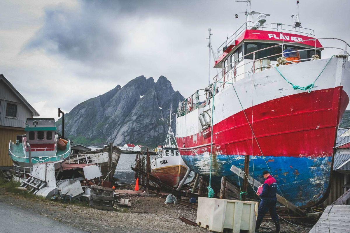 lofoten-reisezeit-ahoi-adventures-fischereimuseum