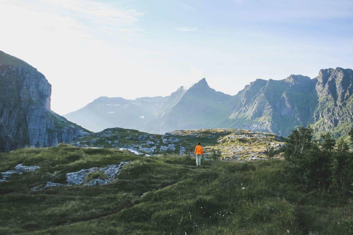 Wanderung an der Südspitze - und lange noch nicht sattgesehen