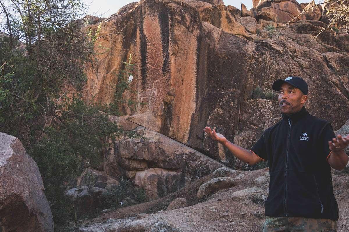 Bester Wanderführer der Welt - entspannt und fröhlich - Achmed