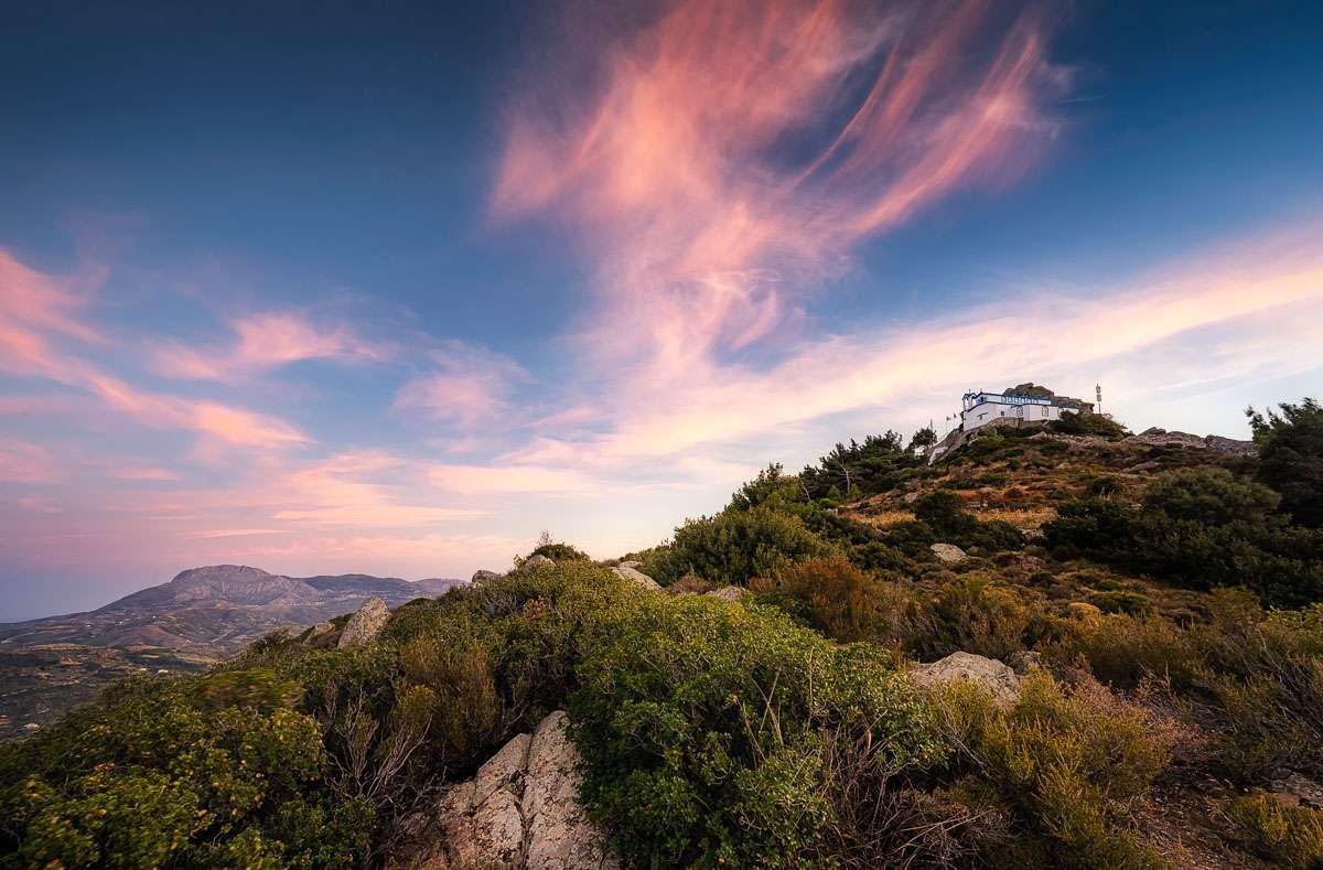 Ekklisia-Evaggelistria-Sunset-bilder-euböa-griechenland-ahoi-adventures