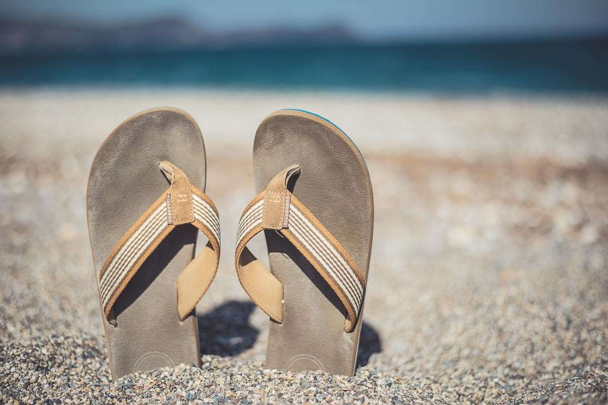 Meditieren am Strand und einfach mal nichts tun.
