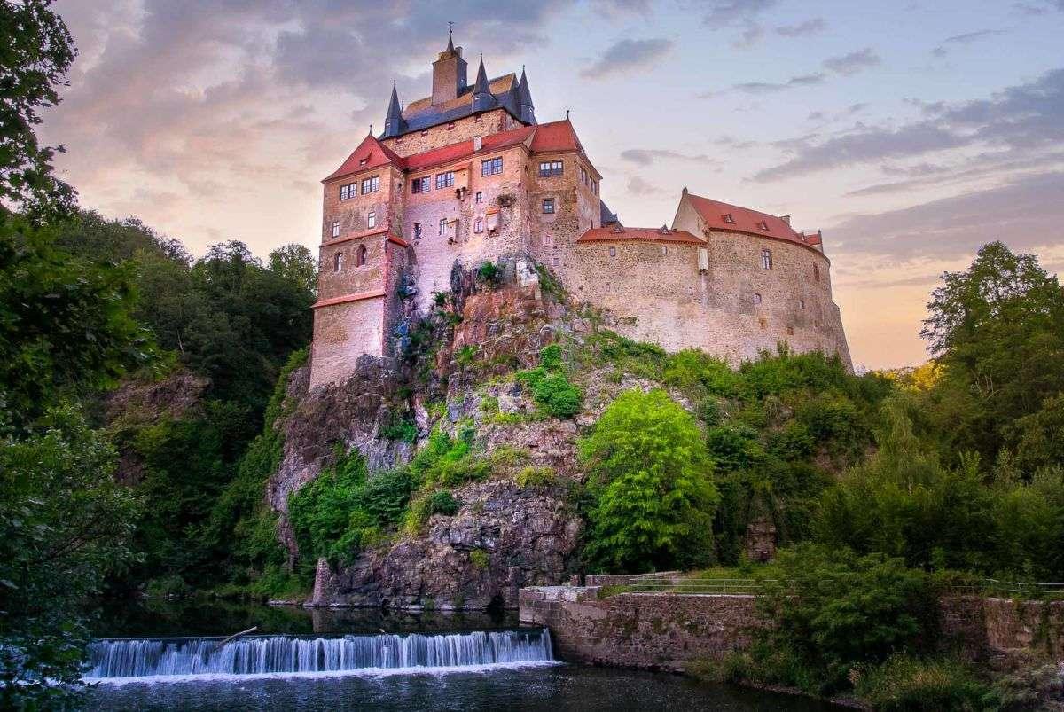 Burg Kriebstein bei Döbeln - perfekt für einen Tagesausflug von Leipzig