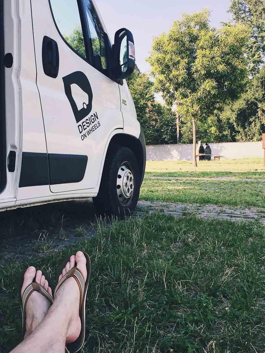 Bergamo - Campingplatz