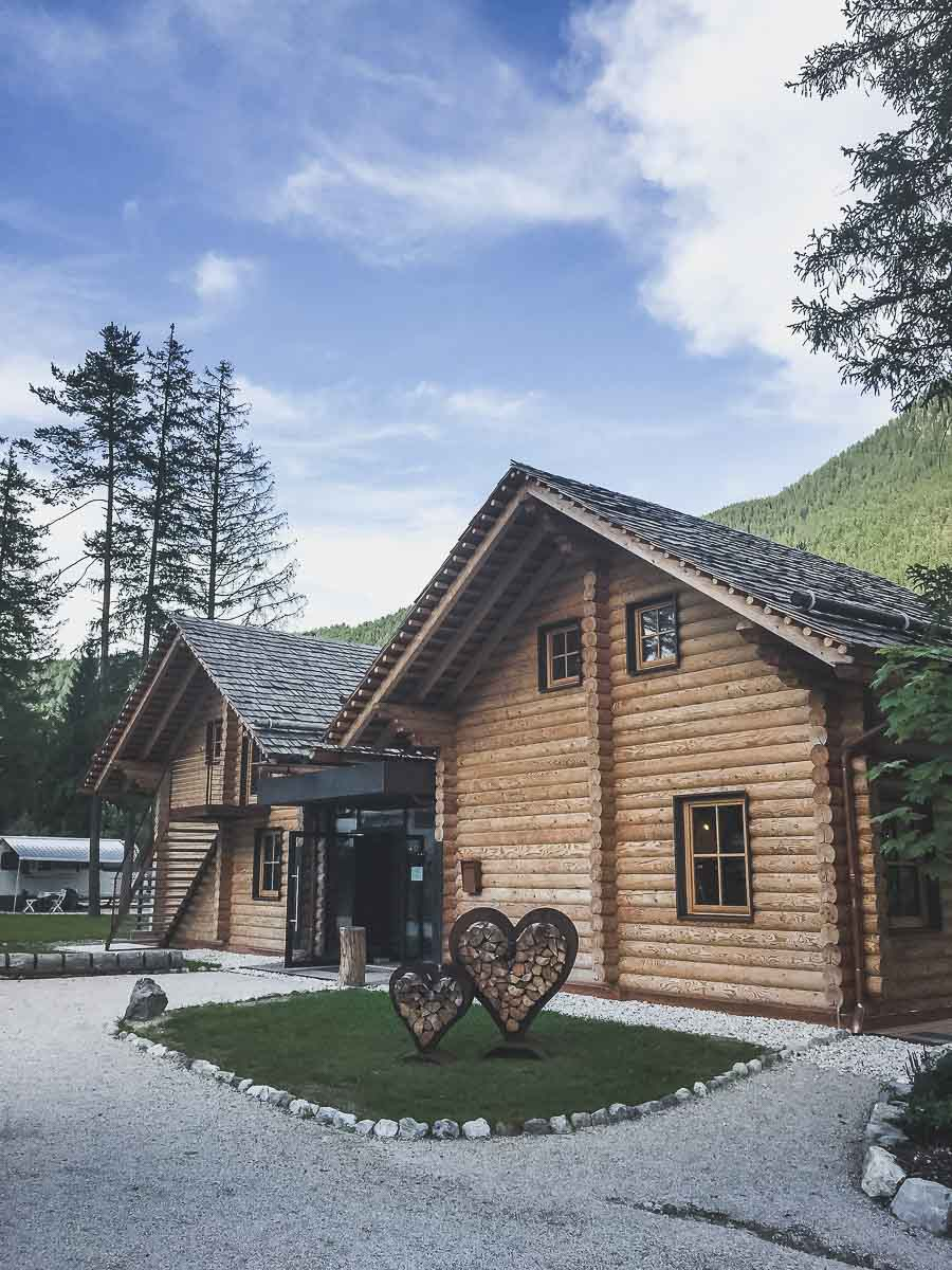 Campingplatz am Toblacher See