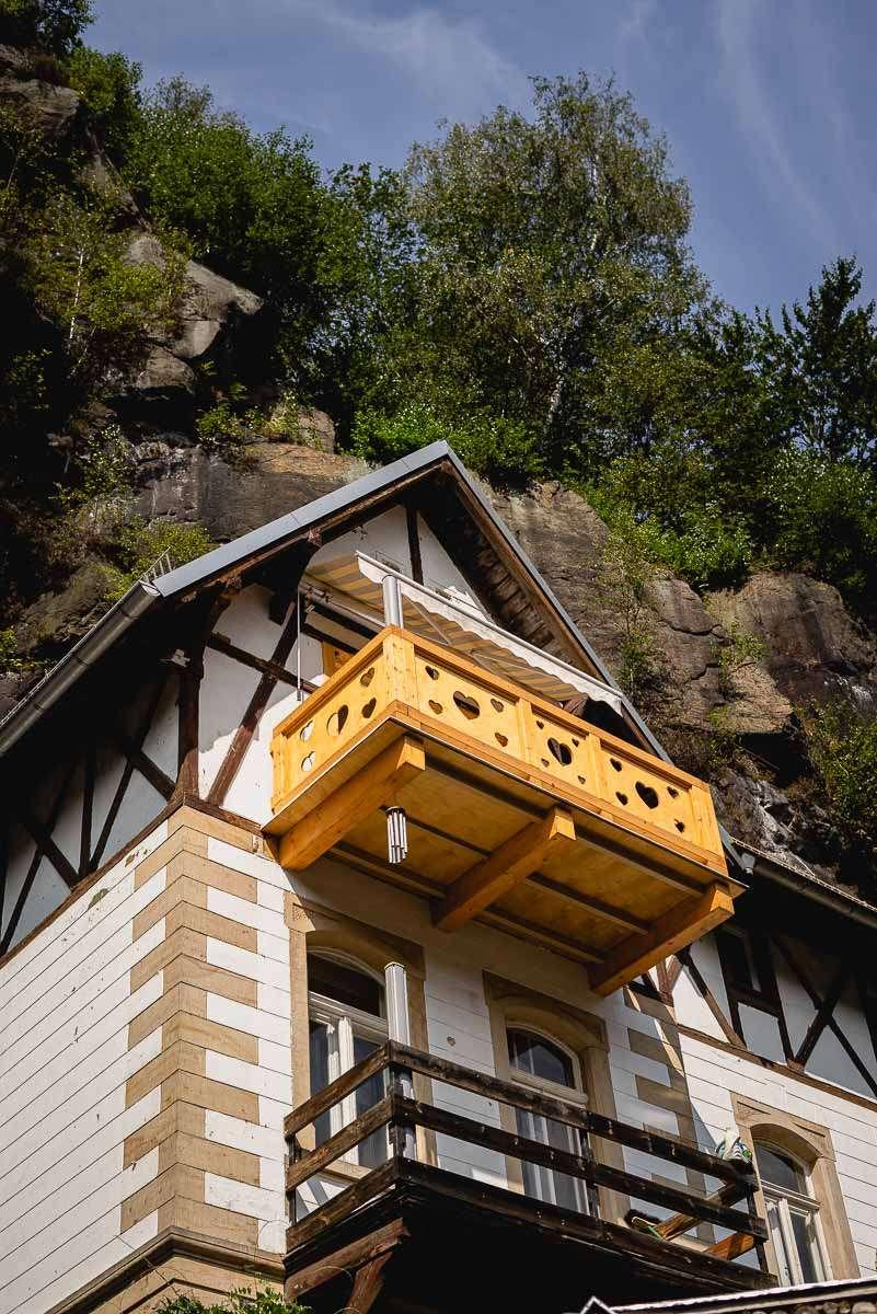 Wandern in der Böhmischen Schweiz