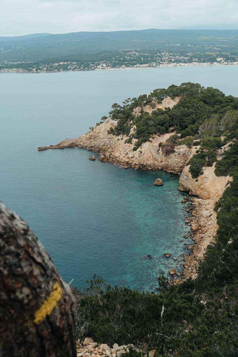 Bilder aus Südfrankreich - Provence und Nationalpark Calanque