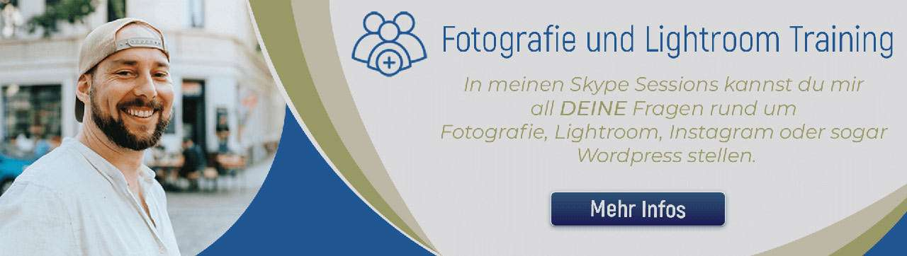 Fotografie und Lightroom Training ~ Ahoi Adventures