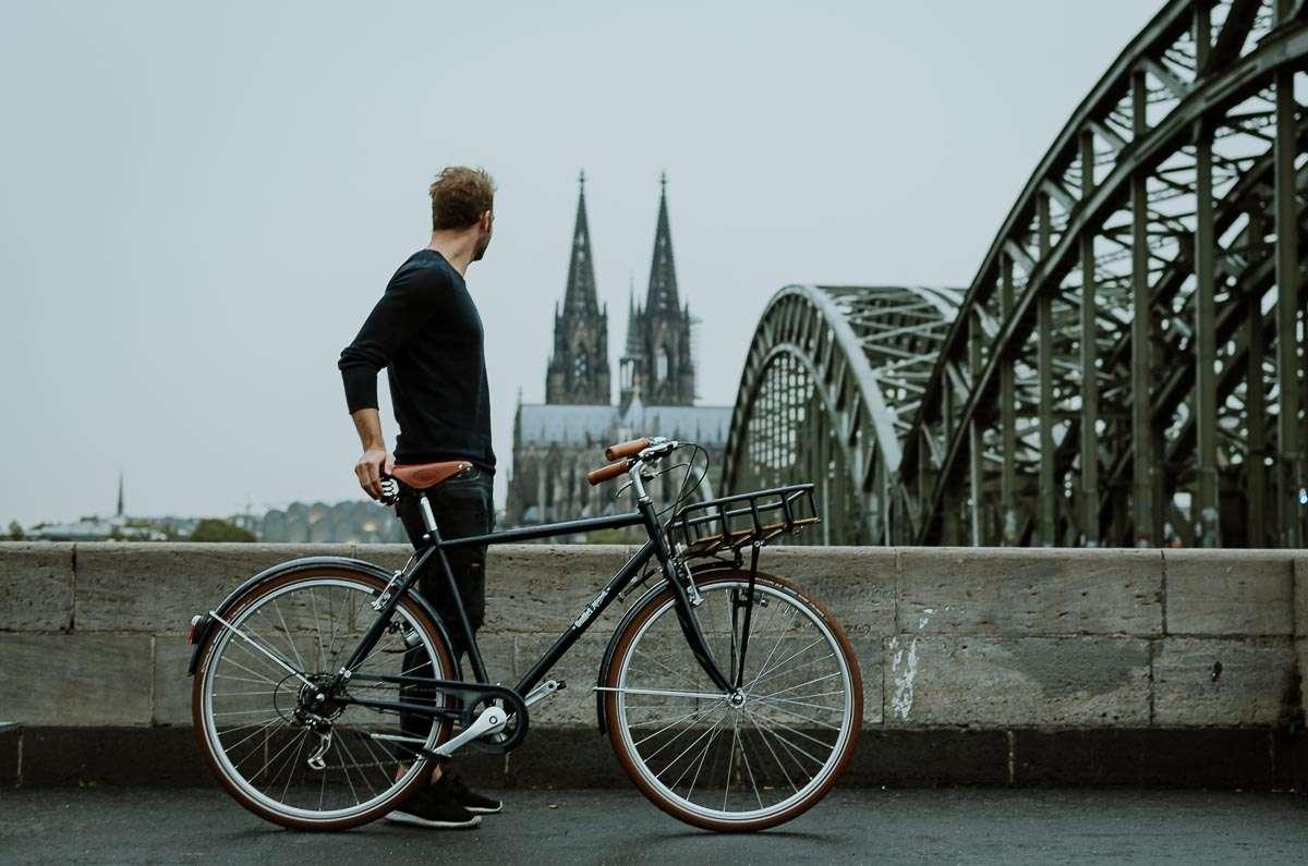 Portfolio Gaffel Fahrrad