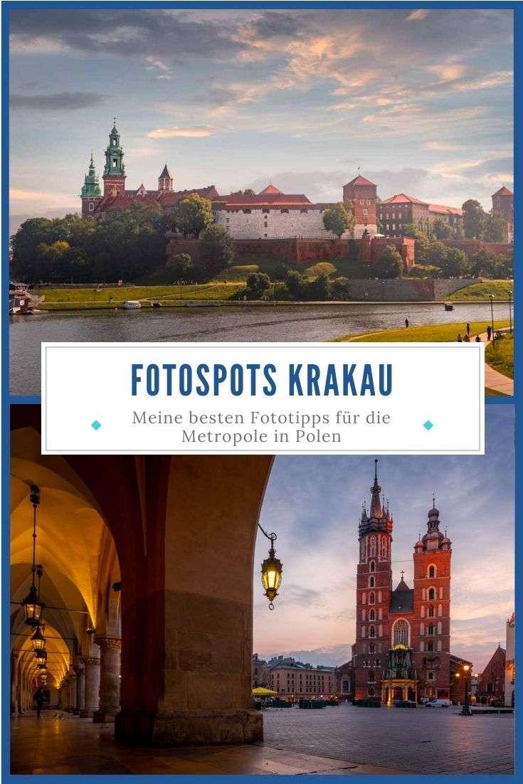 Fotospots in Krakau
