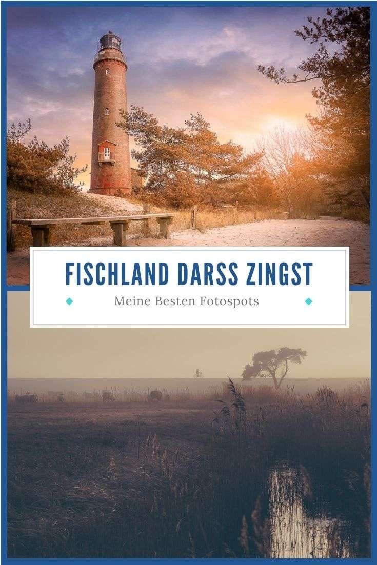 Beste Fotospots Fischland Darss Zingst