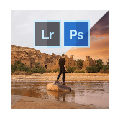 Adobe Lightroom und Photoshop Teaser