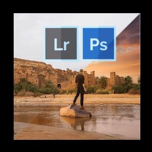 Adobe Lightroom und Photoshop Teaser